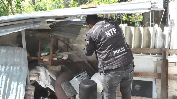Mersin'de uyuşturucu operasyonu: 19 gözaltı