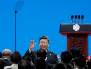 Chinese President preaches openness