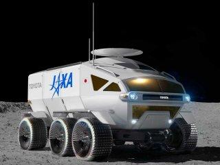 Toyota'dan Japonya için Ay keşif aracı