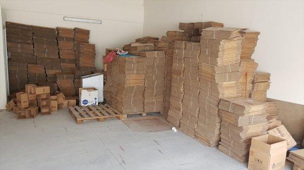 Adana'da 2 ton etil alkol ele geçirildi