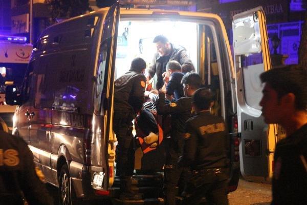 Kartal'da bir kişi ablasını, eniştesini ve yeğenini vurdu