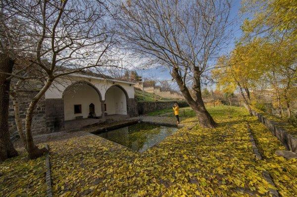 Diyarbakır sonbaharda da büyülüyor