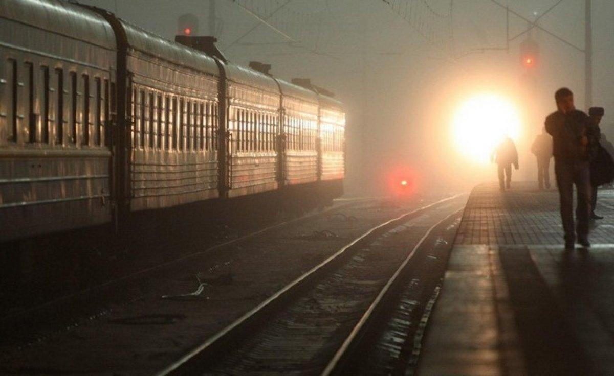 Kiev-Moskova treni, koronavirüs nedeniyle karantinada