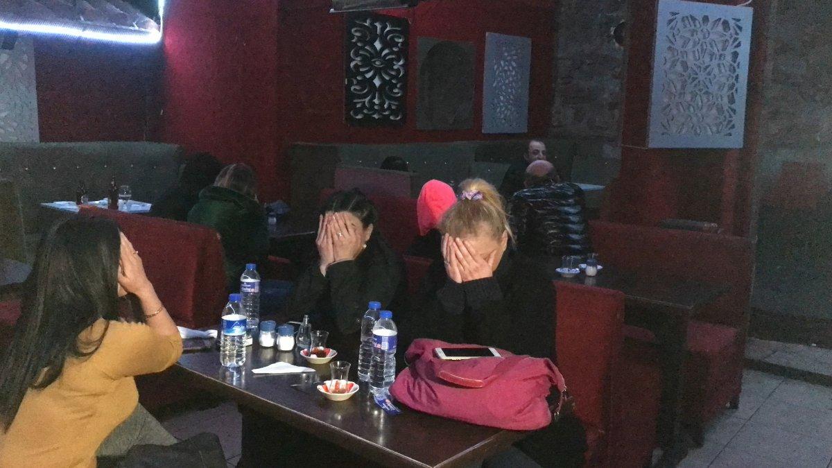 Bursa'da koronavirüs tedbirlerine uymayan yerlere baskın