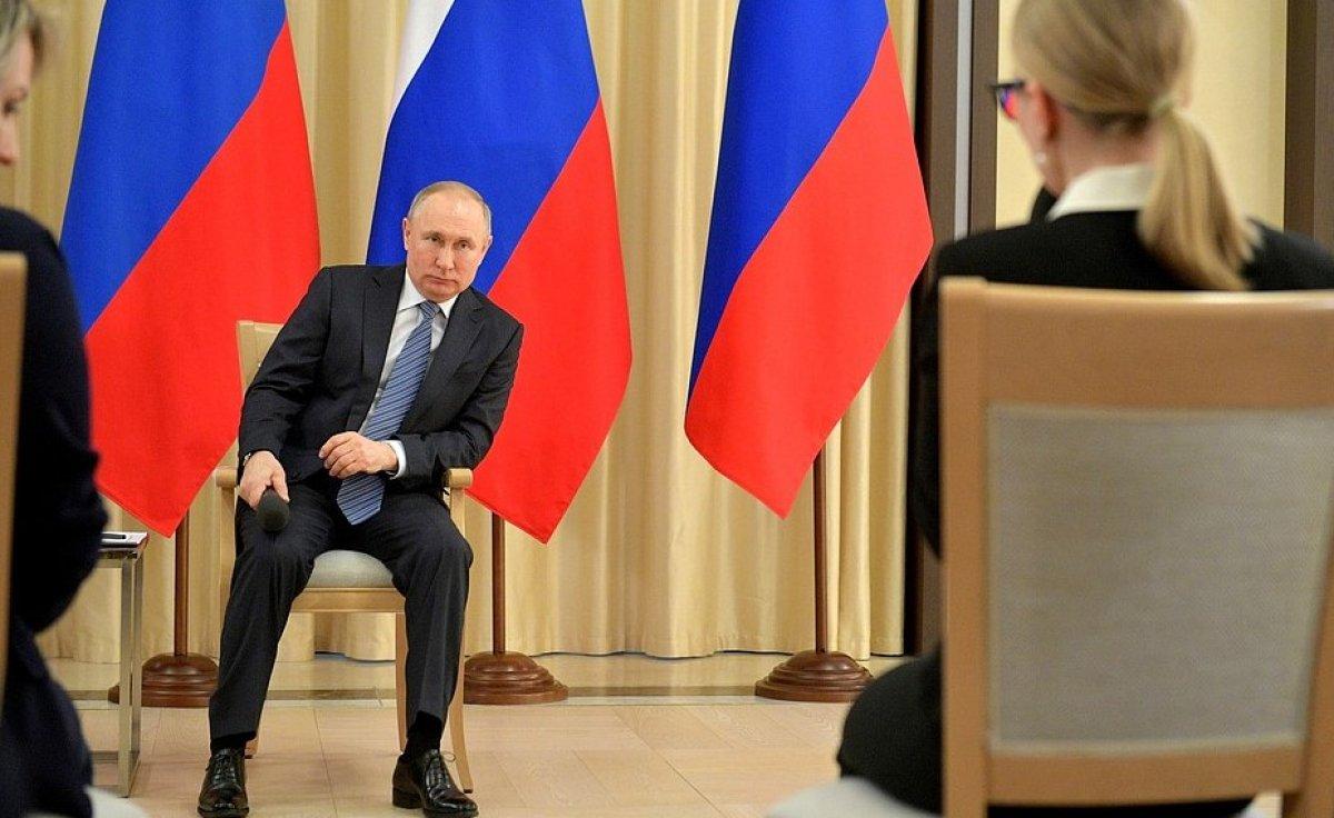 Putin korona için tarih verdi: 2-3 ay içinde yeneceğiz