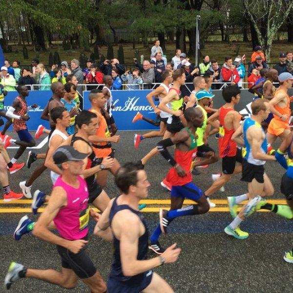 124 yıllık Boston Maratonu da iptal edildi