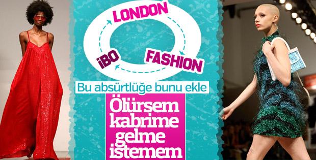 Londra Moda Haftası'nda İbrahim Tatlıses'in şarkısı