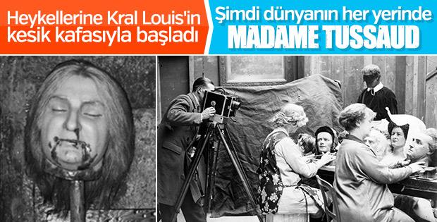 Kesik kafaların heykellerini yapan kadın: Madame Tussaud