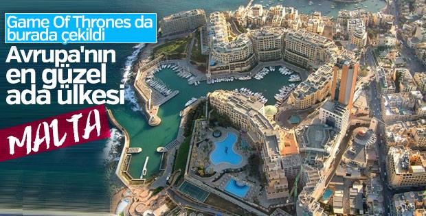 Dünyanın en küçük onuncu ülkesi: Malta