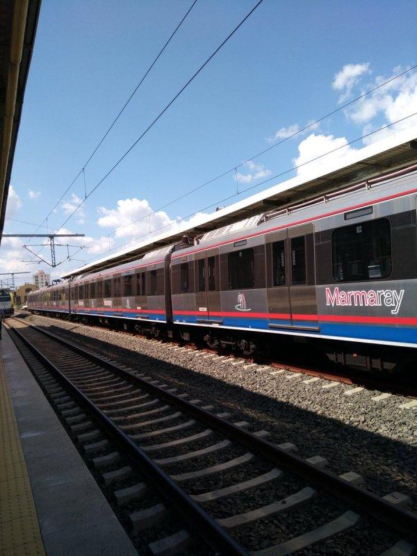 Marmaray'da Halkalı-Gebze arası ray bağlantısı tamam