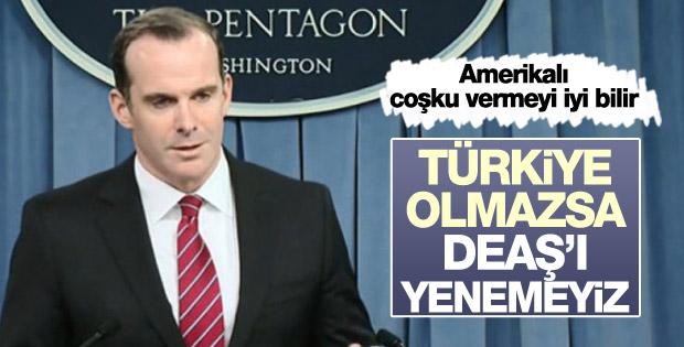 McGurk: Türkiye olmazsa DEAŞ'ı yenemeyiz