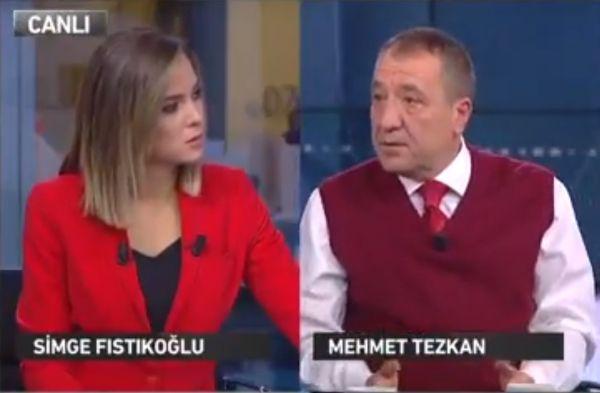 Mehmet Tezkan'ın sözleri MHP'lileri kızdırdı