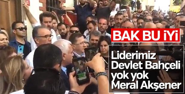 İP'li Koray Aydın, Bahçeli'yi lideri sanıyor