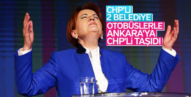 CHP Meral Akşener'e açık destek sağladı