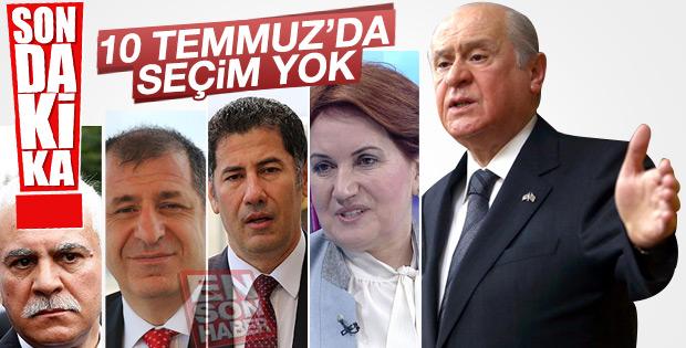 Çankaya İlçe Seçim Kurulu'ndan MHP'li muhaliflere veto