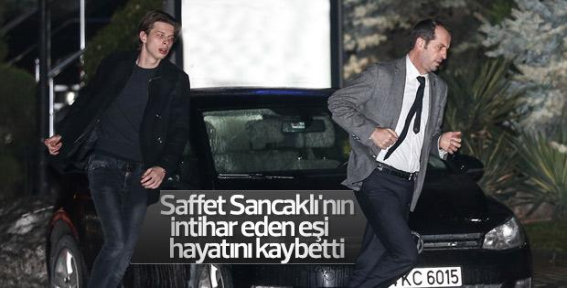 Saffet Sancaklı'nın eşi hayatını kaybetti