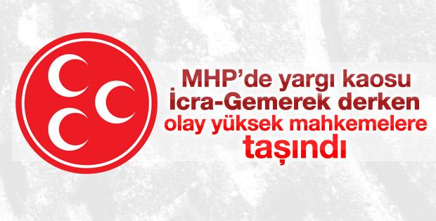 MHP'de AYM bilmecesi