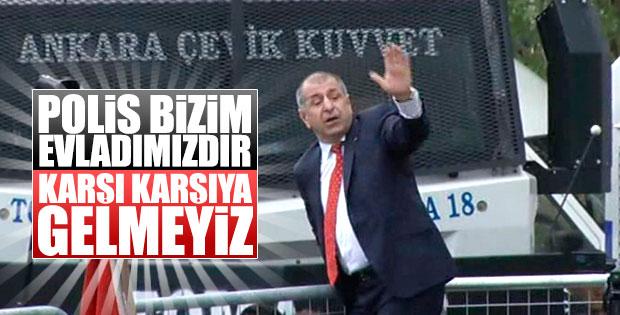 Ankara'da MHP'liler olay çıkarmadı
