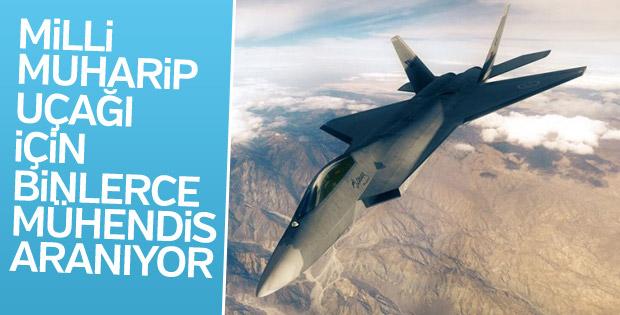 F-16'ların yerini alacak yerli uçak için seferberlik