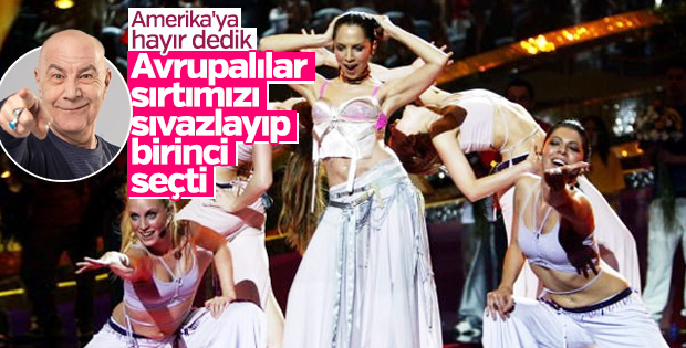 Mazhar Alanson: Eurovision, Sertab'ın başarısı değil
