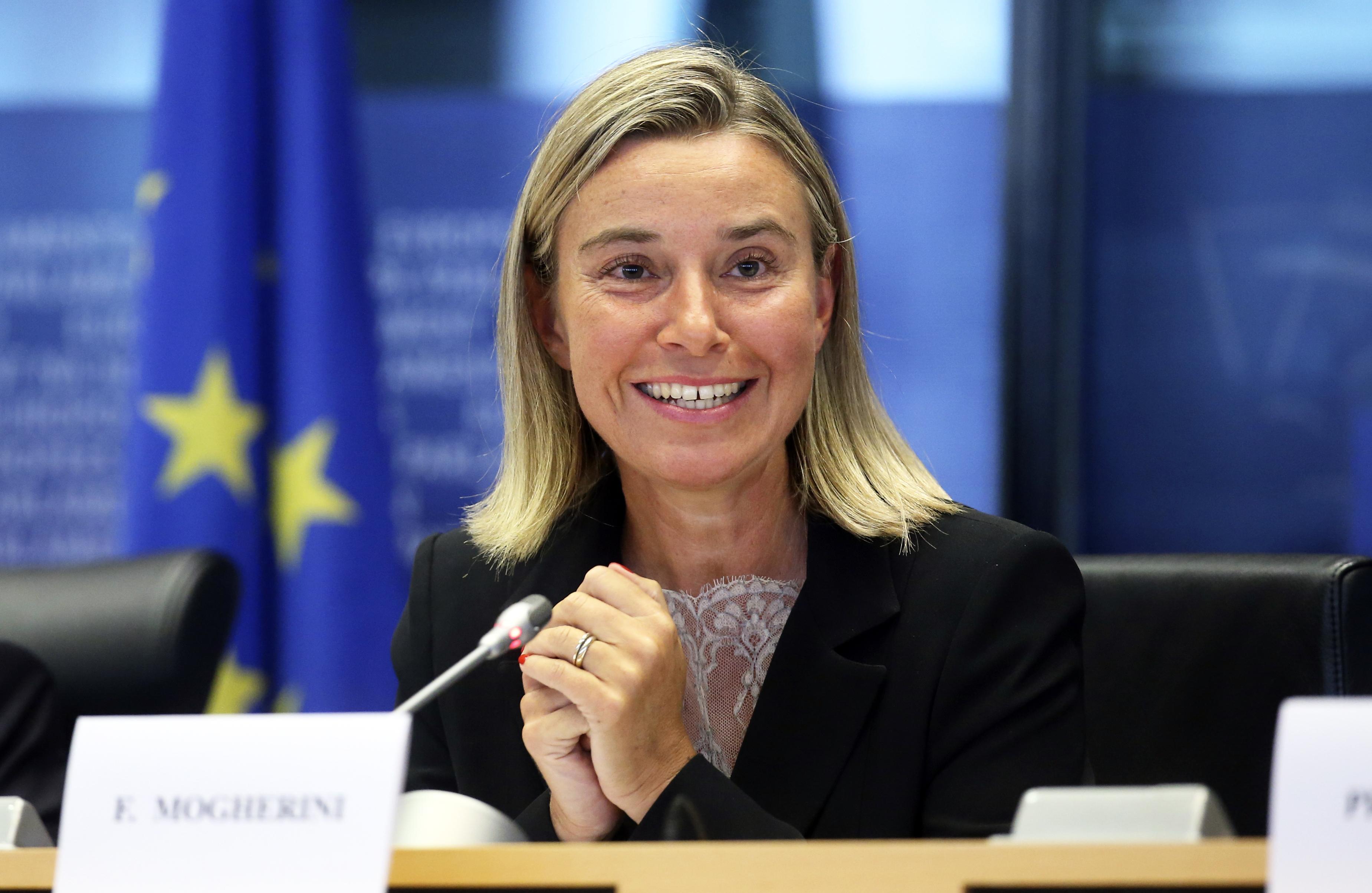 Avrupa Birliği temsilcisi ABD ile dalga geçti