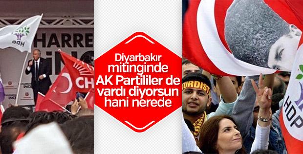 Muharrem İnce: Diyarbakır'da AK Partililer de vardı