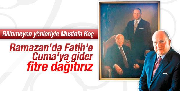 Mustafa Koç: Her Ramazan Fatih'e giderdik