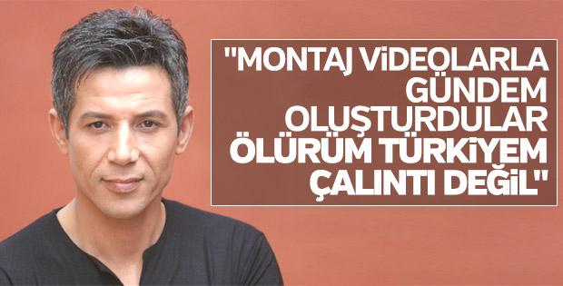Mustafa Yıldızdoğan çalıntı şarkı iddialarını yalanladı
