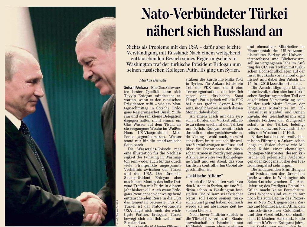 Avrupa'nın gözü Türkiye-Rusya ilişkilerinde