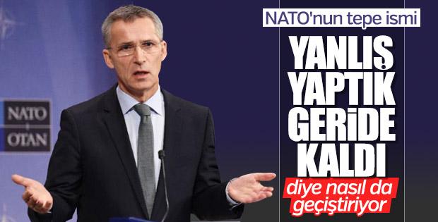 NATO'dan skandalla ilgili bir açıklama daha