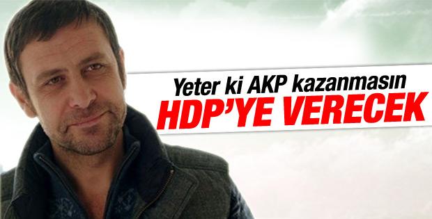 Nejat İşler'den HDP'ye destek