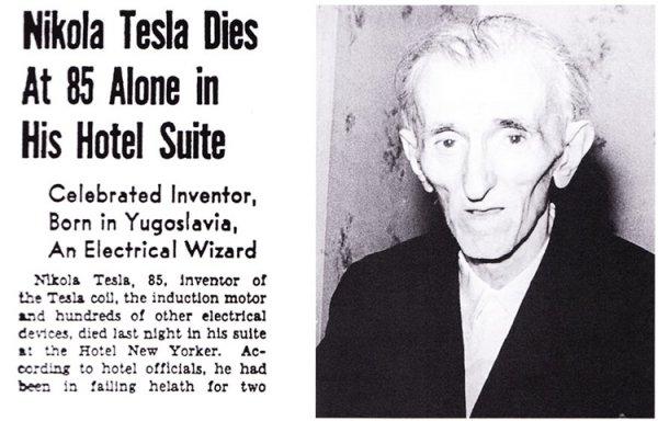 Nikola Tesla kimdir