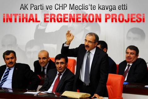 Ömer Dinçer: İntihal Ergenekon projesidir