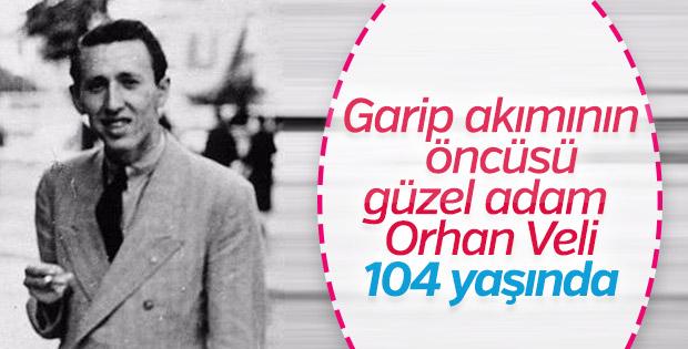 Daima genç: Orhan Veli 104 yaşında