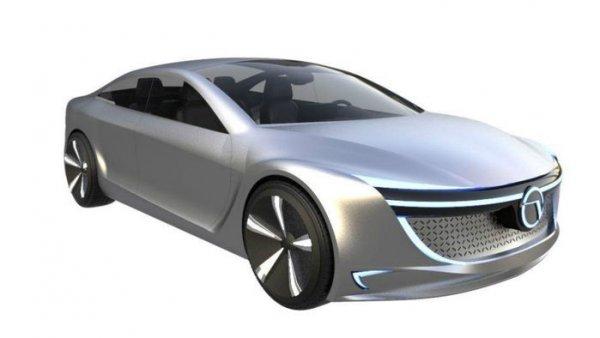 Vestel'in elektrikli otomobili: VEO