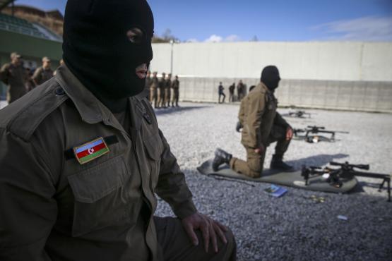 Özel Harekât 10 ülkenin personeline 'özel' eğitim veriyor