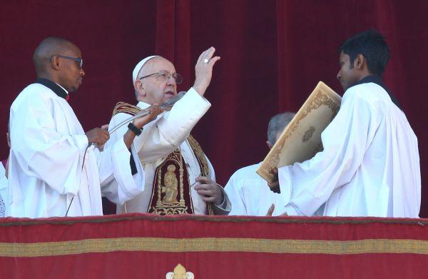 Papa'dan Kudüs için diyalog çağrısı
