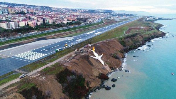 Pegasus'un Trabzon kazası Hürriyet'te manşet değil