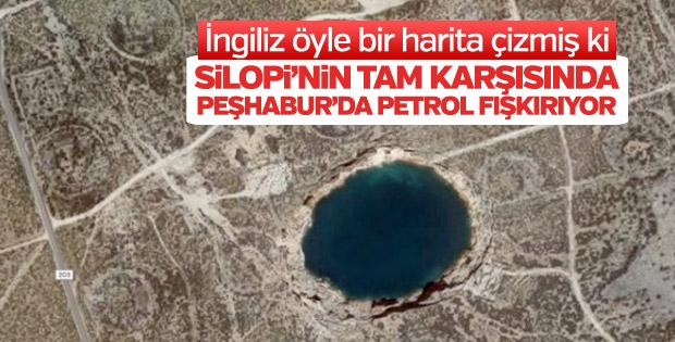 Kuzey Irak'ta 2. büyük petrol sahası Türkiye sınırında