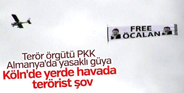 Almanya Öcalan propagandasına göz yumdu