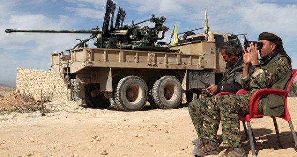 Afrin'de korkulu bekleyiş
