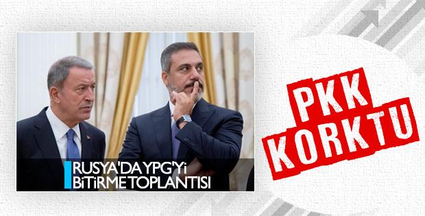 PKK, Rusya ile Türkiye arasındaki yakınlaşmadan rahatsız