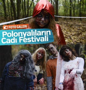 Polonya'da Run or Death Festivali