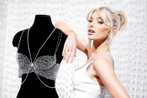 Victoria's Secret'tan 1 milyon dolarlık çamaşır