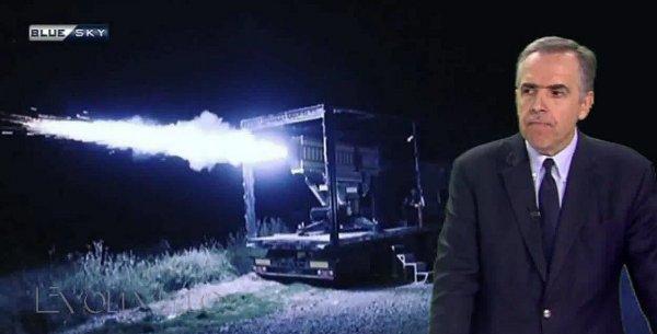 Yunan televizyonunun gözü ŞAHİ'de kaldı