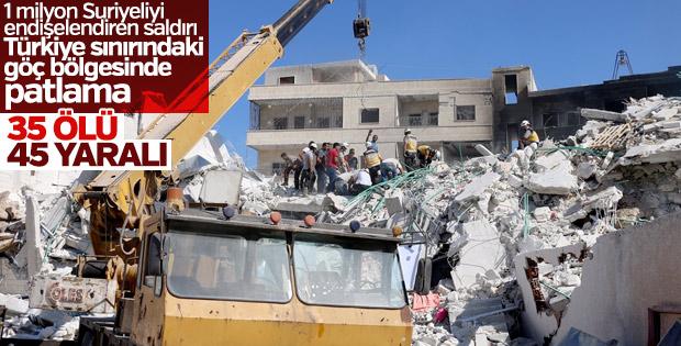 Suriye'de saldırı: 32 ölü 45 yaralı