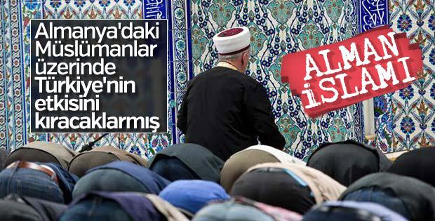 Almanya Müslümanlara 'kendi İslamını' dayatacak
