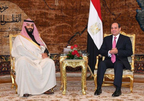 Suudi Arabistan ve Mısır NEOM için anlaştı