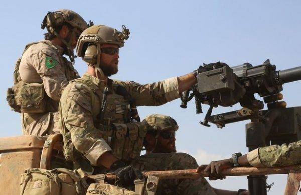Deyrizor'da Rejimin saldırdığı YPG'yi ABD korudu