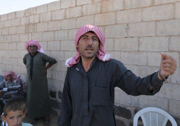 Suriyeliler Reuters'a konuştu: Önce Allah sonra Türkiye